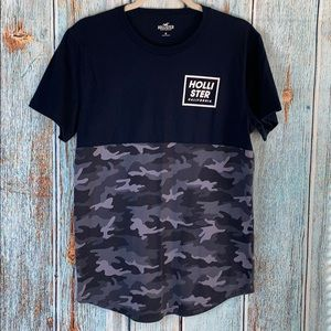Hollister Tops - 🛍 HOLLISTER CAMO T-Shirt